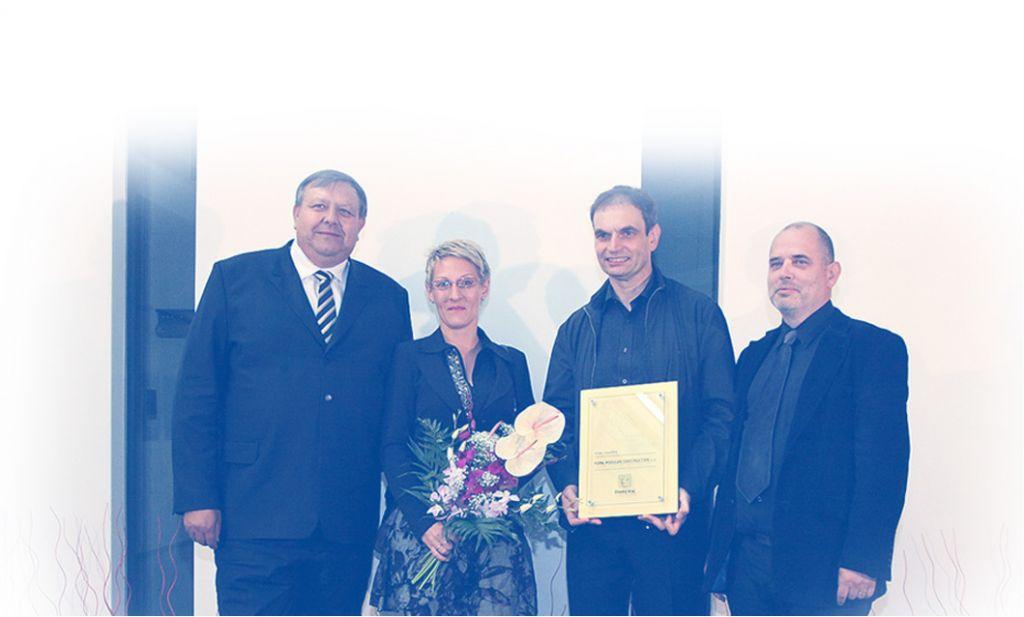 Inovační firma  Zlínského kraje 2010